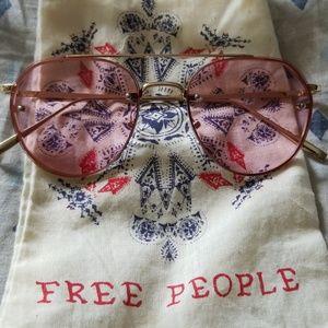 Free people sun glasses